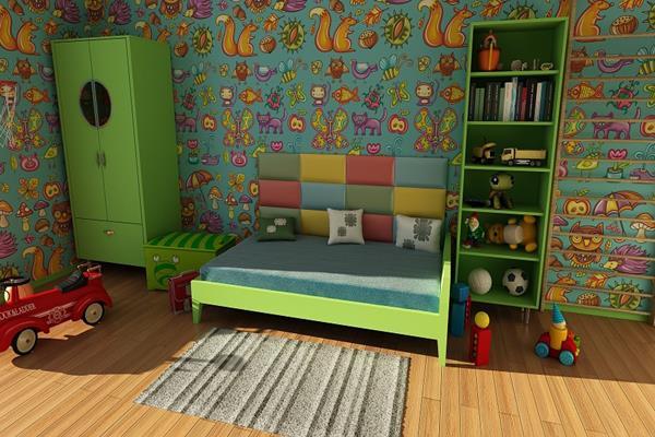 Jakie ciekawe dodatki pasują do pokoju dziecka?