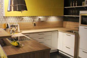 5 zalet drewnianych blatów kuchennych