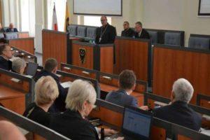 Raport o Stanie Województwa - debata w Sejmiku Województwa Dolnośląskiego