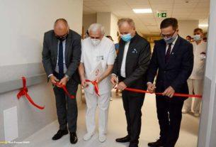 Zmodernizowany oddział w Wojewódzkim Szpitalu Specjalistycznym już otwarty