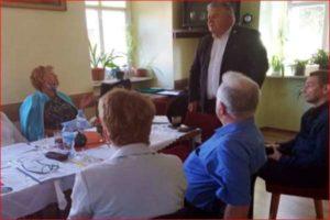 Konsultacje społeczne w Wołowie