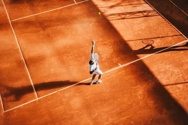 Tenis ziemny, czyli najpopularniejszy sport indywidualny w zakładach bukmacherskich